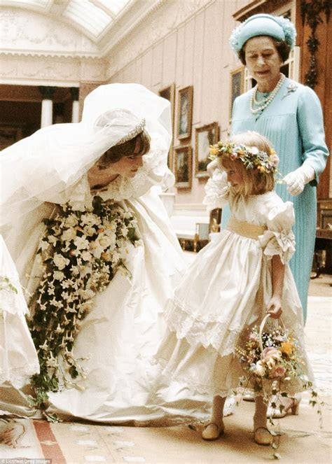 Princess Diana's wedding dress by Elizabeth Emanuel