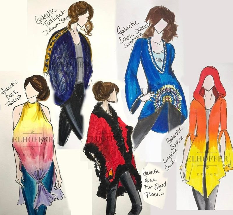 Padme Amidala Fashion by Elhoffer Design