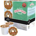 Keurig People Donut Shop Medium Roast Extra Bold Coffee K-Cups - 18 count, 0.39 oz each