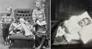 memotret yakni hal yang biasa dan dapat dilakukan semua  orang Orang Zaman Dulu Suka Memotret Jenazah Anaknya