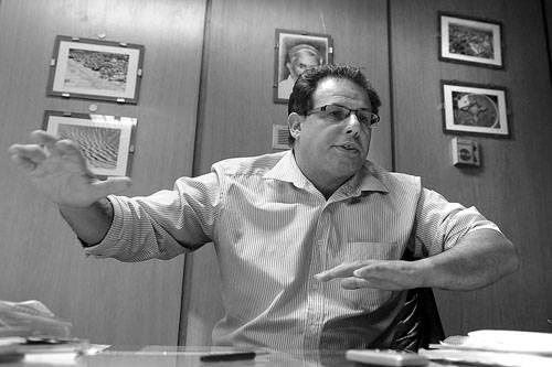 Aníbal Pereyra. Foto: Nicolás Celaya