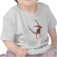 Pteranodon Infant T-Shirt shirt
