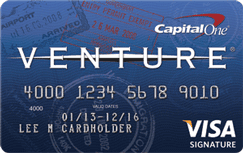 Capital One(R) Venture(R) Rewards Credit Card   Credit.com