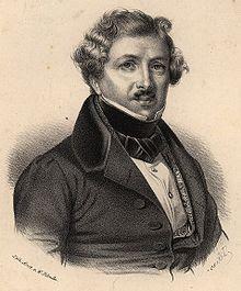 Penemu Kamera Pertama - Louis J M Daguerre