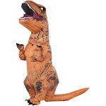 Inflatable Jurassic World T-Rex Child Costume
