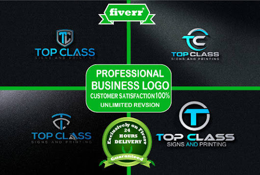 masumbillah285 : I will design a modern logo for your business 24 hours for $5 on www.fiverr.com