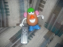 Mr. Couch-Potato Head