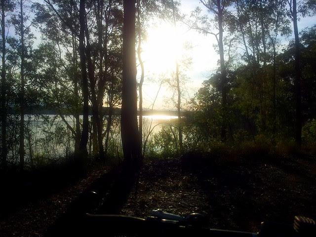 Sunset - Lke Samsonvale