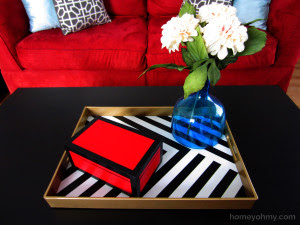 DIY-Painted-Tray