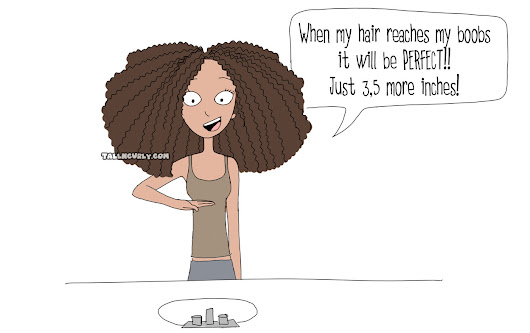 The sad truth about breakage (maybe) - Tall N Curly™