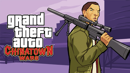 The GTA Place - GTA Chinatown Wars Updated for iOS, Released for Android and Amazon
