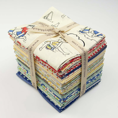 Riley Blake Seaside Fat Quarter Bundle