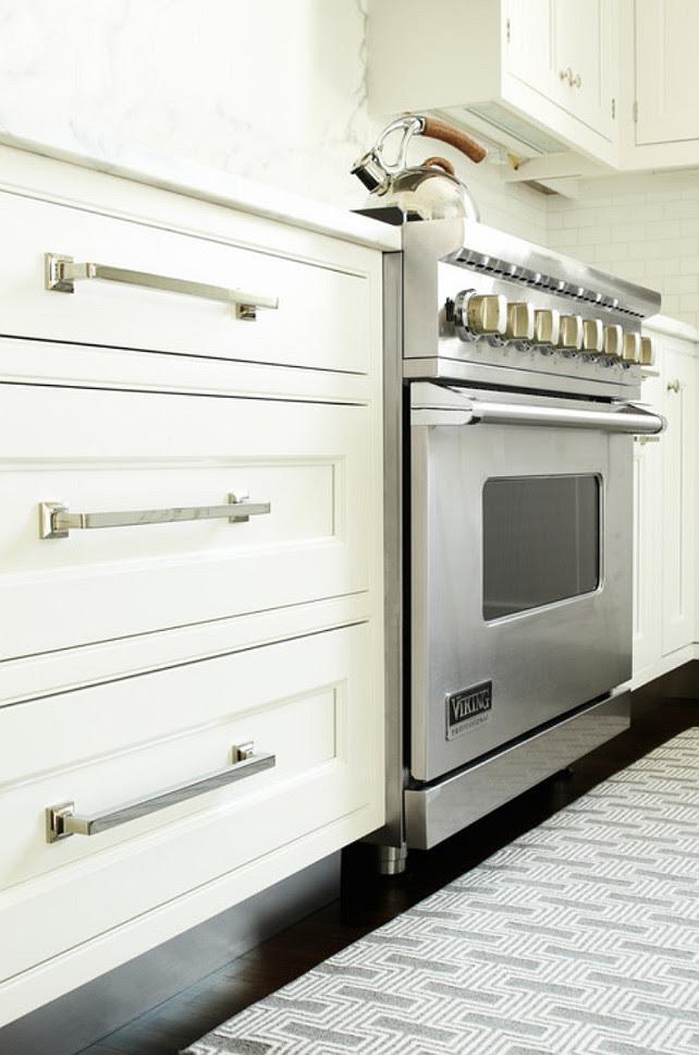 Transitional White Kitchen - Home Bunch Interior Design Ideas