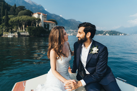 Romantic, Relaxed, Destination Elopement in Lake Como – Amey & Naz