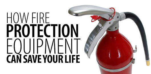 How Fire Protection Equipment Can Save Your Life | Rainbow International Blog