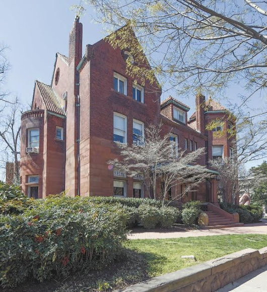 Ginter House: A mansion that helped shape Richmond's architecture is now part of a university | Great Homes of Richmond |