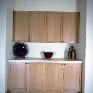White Oak Quarter Cut White Oak Kitchen Cabinets Custom White Oak Cabinets