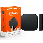 Mi Box S Xiaomi Streaming Media Player