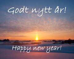Godt nytt år / Happy new year (2011)
