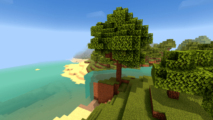 """Kspe is a shader pack for the minecraft bedrock edition game. Mcpedl Shaders Bedrock / MCPE/Bedrock Console """"Shader"""