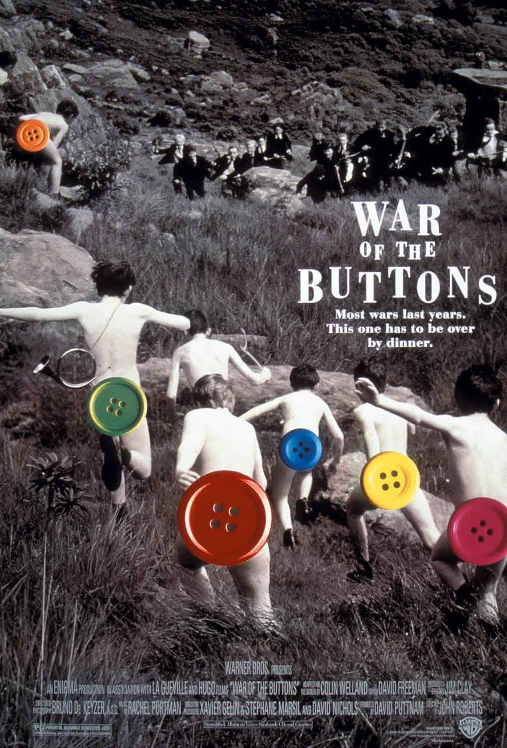 Watch War of the Buttons Movie Online Free 2012