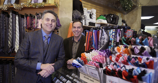 Small retailers get creative when holiday sales slow