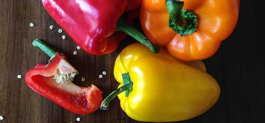 Bell Pepper Health Benefits | GAYOT