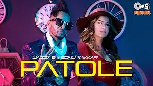Patole Lyrics- Jazzy B & Sonu Kakkar ~ LYRICGROOVE