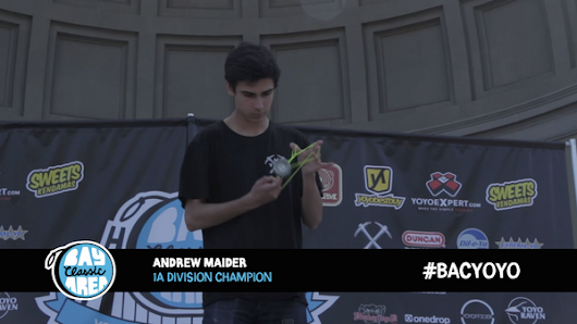 Andrew Maider Wins The Bay Area Classic!
