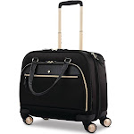 Samsonite Mobile Solution Spinner Mobile Office (Black)