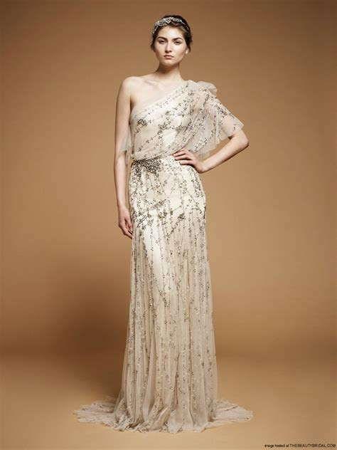 Jenny Packham Fall 2012 Vintage Glamour Bridal Gowns