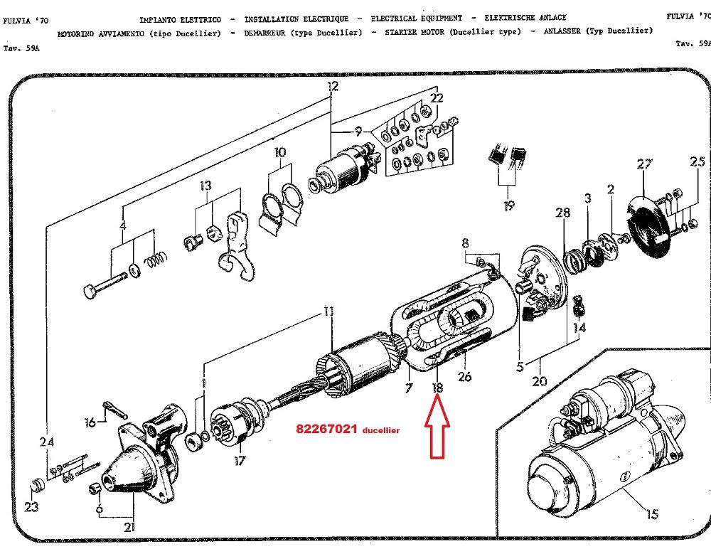 Ducellier Alternator Wiring Diagram