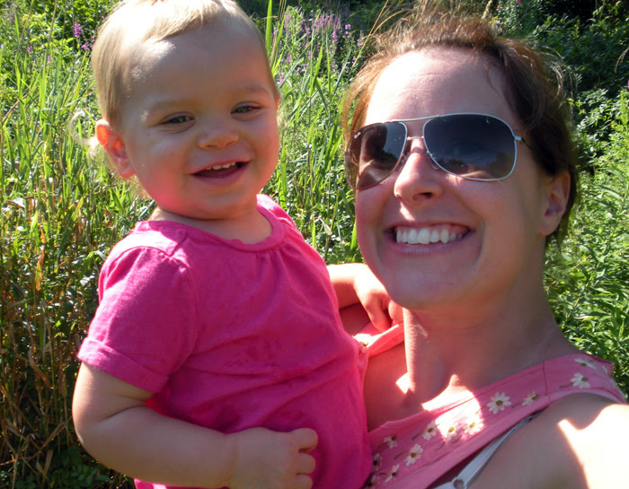 Mama and Paige