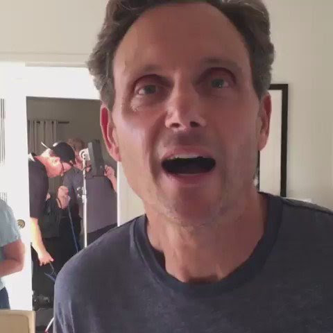 "Gladiator Goldwyn on Twitter: ""‼️ Video of Tony talking to someone's parents about voting ‼️ """