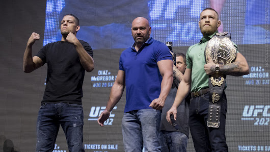 Conor McGregor: Nate Diaz 'won the lotto' when he beat me