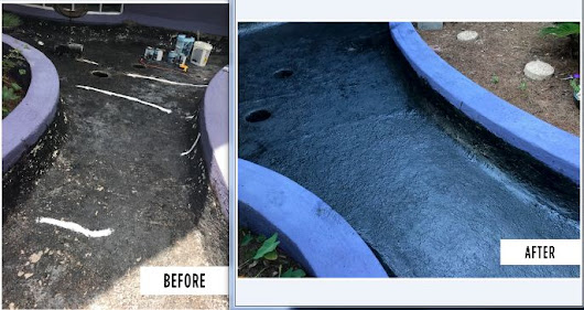 Pond Waterproofing Coating- get pond maintained for longer