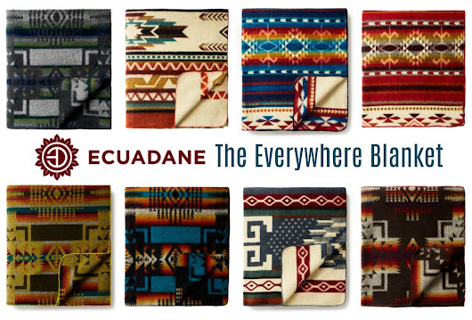 The Ecuadane Everywhere Blanket - See Mom Click