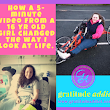 How a 5 Minute Video from a 16 Year Old Girl Changed my Life | Gratitude Addict