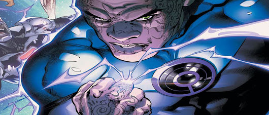 John Stewart....Ultraviolet Lantern!? - The Blog of Oa