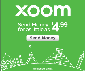 Send money to Jamaica for just $7.99