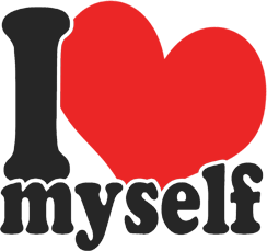 I Love Myself T Shirt Unique Funny Tv Movie Quote T Shirts