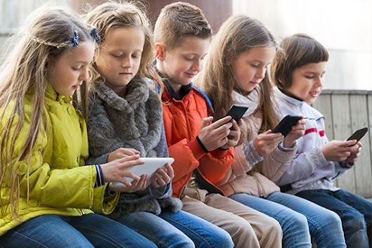 Les «enfants d'internet» bouleversent le marketing | LesAffaires.com