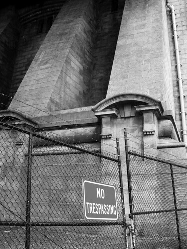 No Trespassing, NYC