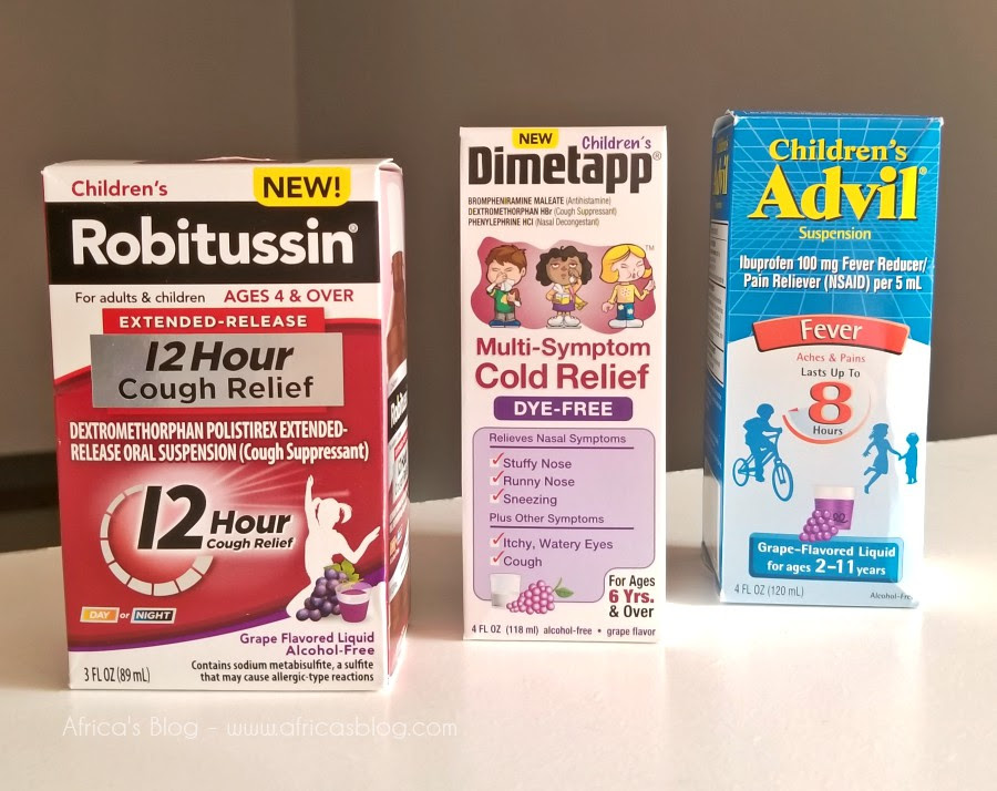 $25 Visa GC & Pfizer Pediatrics Prize Package Giveaway! #SickJustGotReal (ends 7/25)