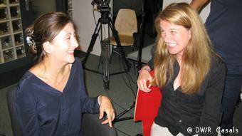 Ingrid Betancourt Geisel (Foto: picture-alliance/dpa/)