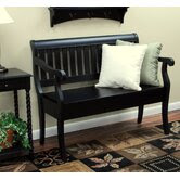 Accent and Storage Benches | Wayfair - Buy Entryway, Hallway ...