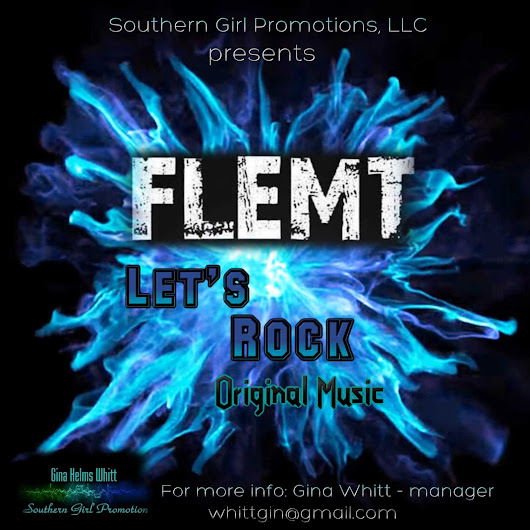 Check out @flemtitalianrockband social media page..