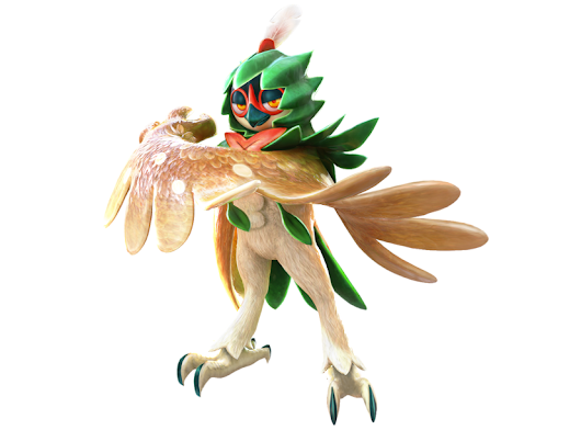 Decidueye Almost Chosen For New Pokemon Spot In Super Smash Bros Ultimate | My Nintendo News