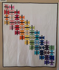 Butterflies and Rainbows ~ Faith Do.Good Stitches September Quilt