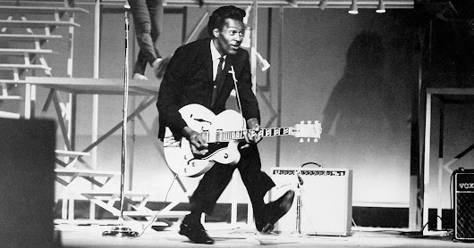Peter Guralnick on Why Chuck Berry Is Even Greater Than You Think